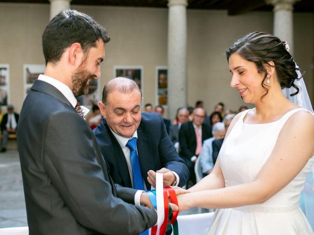 La boda de Joaquín y Lorena en Villatoro, Ávila 57