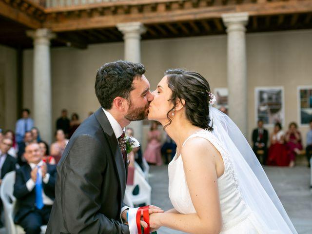 La boda de Joaquín y Lorena en Villatoro, Ávila 59