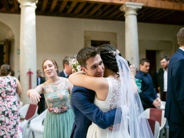 La boda de Joaquín y Lorena en Villatoro, Ávila 63