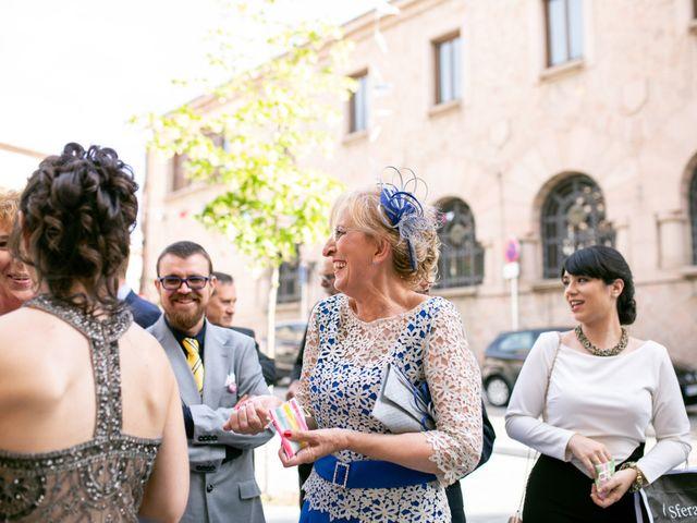 La boda de Joaquín y Lorena en Villatoro, Ávila 65