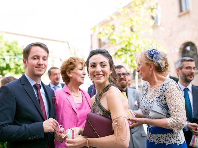 La boda de Joaquín y Lorena en Villatoro, Ávila 66