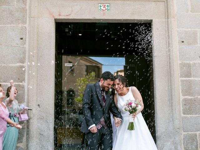 La boda de Joaquín y Lorena en Villatoro, Ávila 69