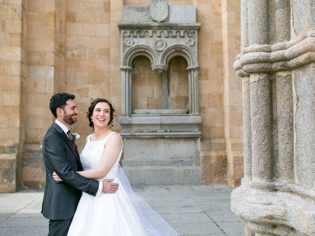 La boda de Joaquín y Lorena en Villatoro, Ávila 76