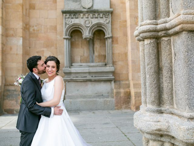 La boda de Joaquín y Lorena en Villatoro, Ávila 77