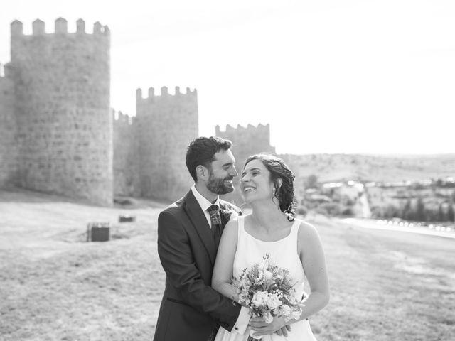 La boda de Joaquín y Lorena en Villatoro, Ávila 80