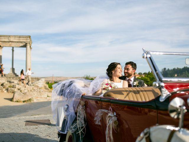 La boda de Joaquín y Lorena en Villatoro, Ávila 88