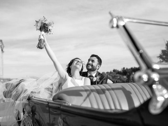 La boda de Joaquín y Lorena en Villatoro, Ávila 89