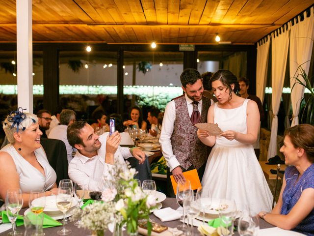 La boda de Joaquín y Lorena en Villatoro, Ávila 113