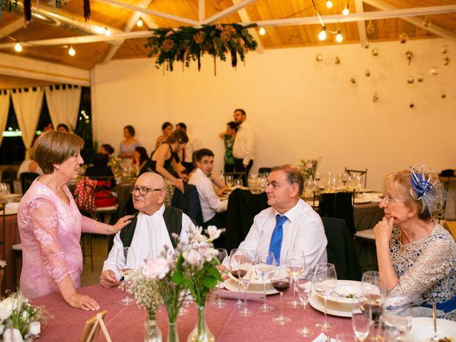 La boda de Joaquín y Lorena en Villatoro, Ávila 114