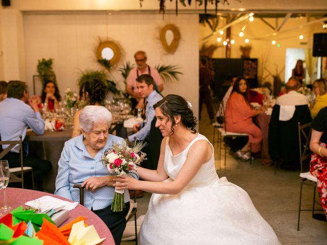 La boda de Joaquín y Lorena en Villatoro, Ávila 120