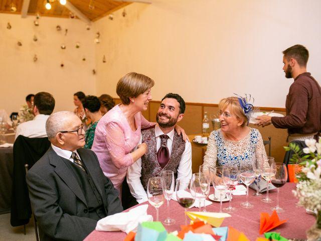La boda de Joaquín y Lorena en Villatoro, Ávila 122