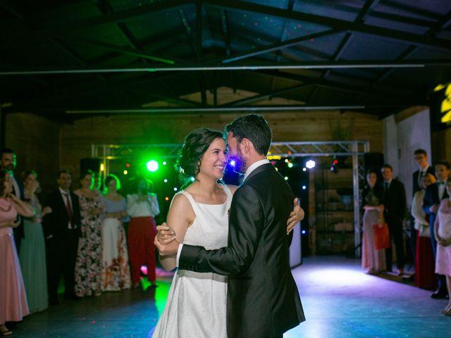 La boda de Joaquín y Lorena en Villatoro, Ávila 123