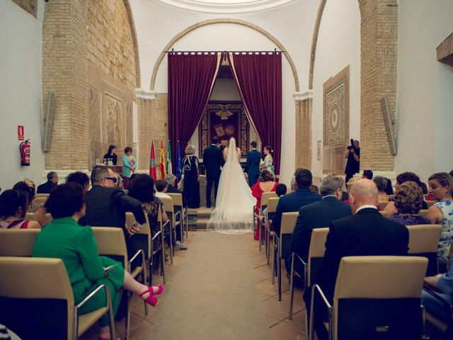 La boda de Emilio y Davinia en Córdoba, Córdoba 1