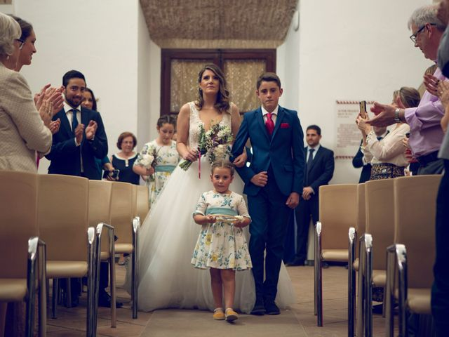 La boda de Emilio y Davinia en Córdoba, Córdoba 20
