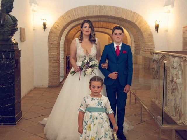 La boda de Emilio y Davinia en Córdoba, Córdoba 21