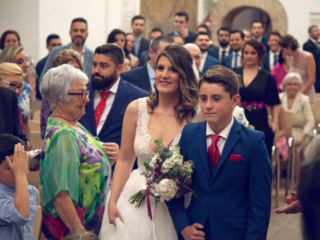 La boda de Emilio y Davinia en Córdoba, Córdoba 23