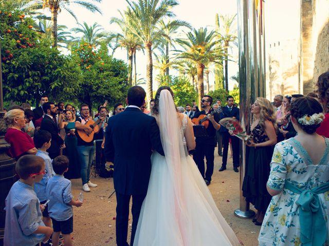 La boda de Emilio y Davinia en Córdoba, Córdoba 26