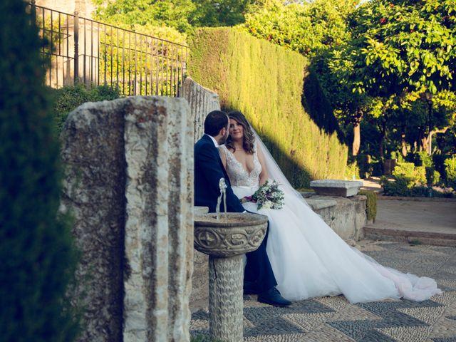La boda de Emilio y Davinia en Córdoba, Córdoba 33