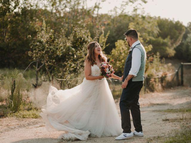 La boda de Rober y Nere en La Torre De Esteban Hambran, Toledo 13