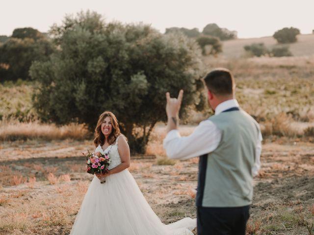 La boda de Rober y Nere en La Torre De Esteban Hambran, Toledo 16