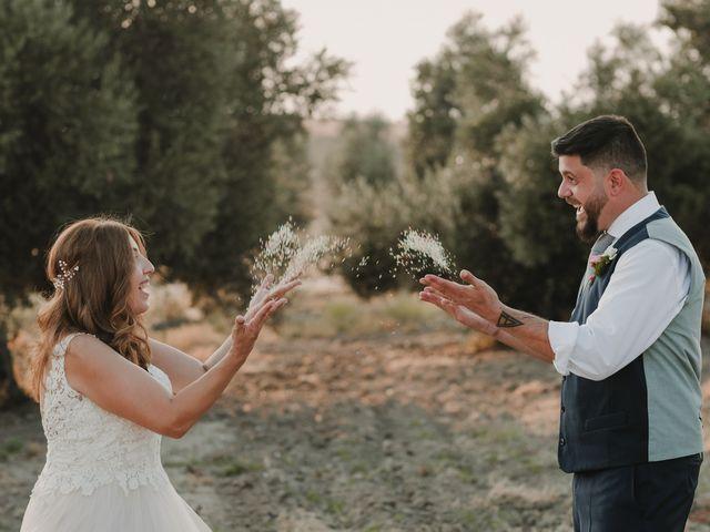 La boda de Rober y Nere en La Torre De Esteban Hambran, Toledo 17