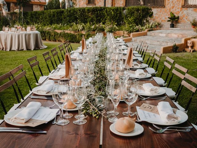 La boda de Rober y Nere en La Torre De Esteban Hambran, Toledo 20