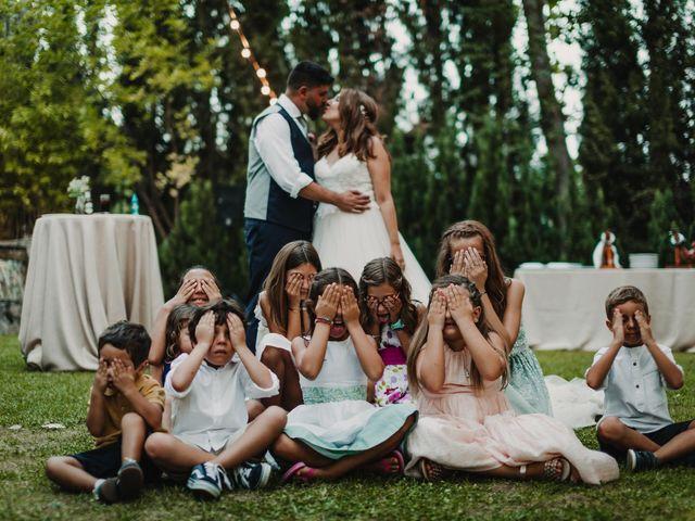 La boda de Rober y Nere en La Torre De Esteban Hambran, Toledo 21