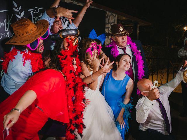La boda de Rober y Nere en La Torre De Esteban Hambran, Toledo 23