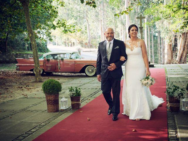 La boda de Alberto y Lucia en Oleiros, A Coruña 13