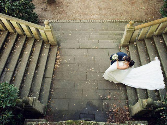 La boda de Alberto y Lucia en Oleiros, A Coruña 18