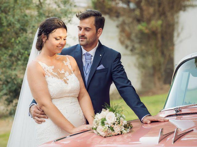 La boda de Alberto y Lucia en Oleiros, A Coruña 19
