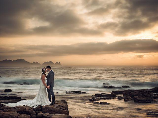 La boda de Alberto y Lucia en Oleiros, A Coruña 28