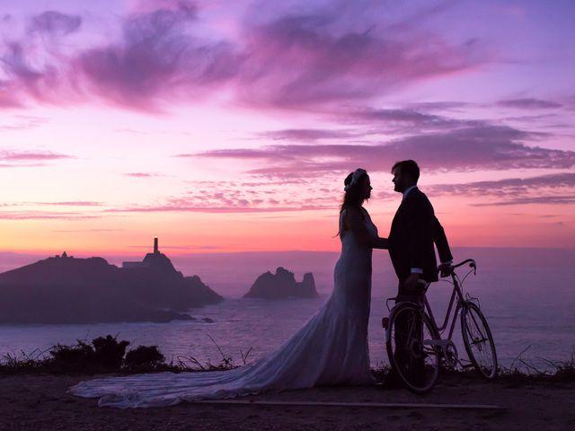 La boda de Alberto y Lucia en Oleiros, A Coruña 29