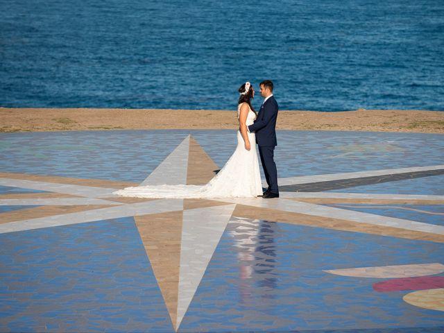La boda de Alberto y Lucia en Oleiros, A Coruña 30