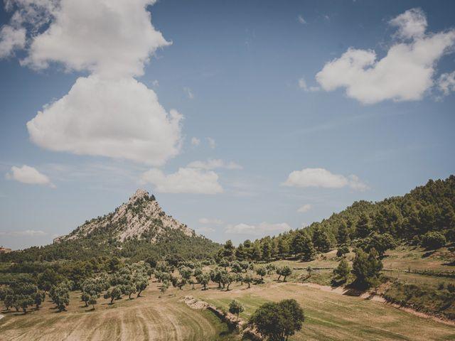 La boda de Rob y Elena en Horta De Sant Joan, Tarragona 2