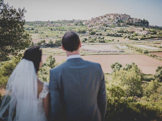 La boda de Rob y Elena en Horta De Sant Joan, Tarragona 94