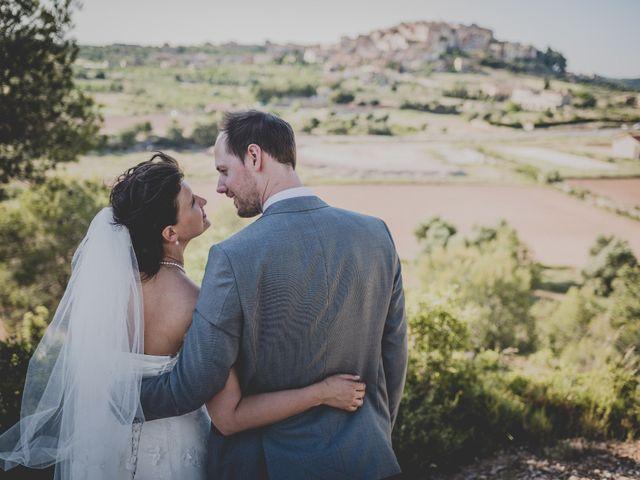 La boda de Rob y Elena en Horta De Sant Joan, Tarragona 95