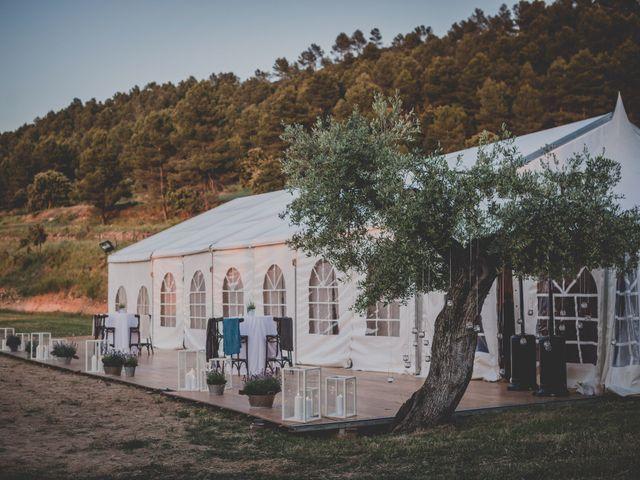 La boda de Rob y Elena en Horta De Sant Joan, Tarragona 118