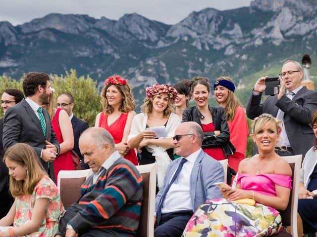 La boda de David y Andrea en Paganos, Álava 18