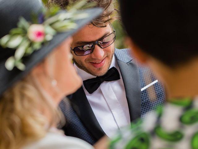 La boda de David y Andrea en Paganos, Álava 20
