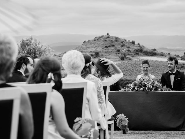 La boda de David y Andrea en Paganos, Álava 29