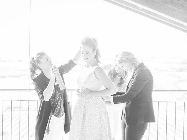 La boda de David y Andrea en Paganos, Álava 16