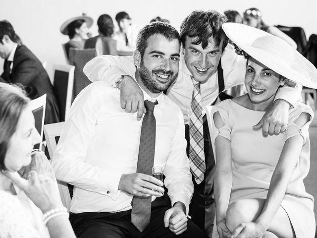 La boda de David y Andrea en Paganos, Álava 39