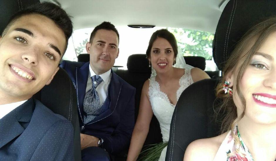 La boda de Juan antonio   y Nuria   en Olvera, Cádiz