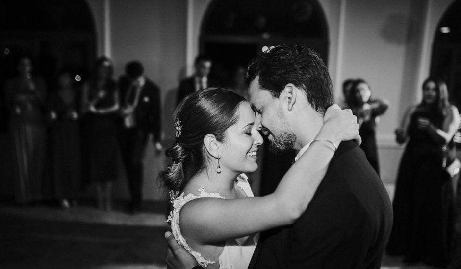 La boda de Marisa y Anthony  en Lora De Estepa, Sevilla