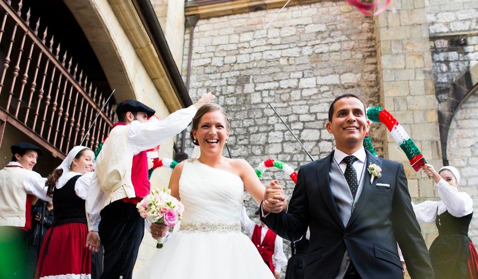 La boda de Salvador y Elena en Hondarribia, Guipúzcoa
