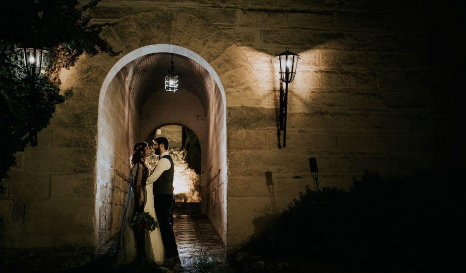 La boda de Edu y Cátia en Almodovar Del Rio, Córdoba