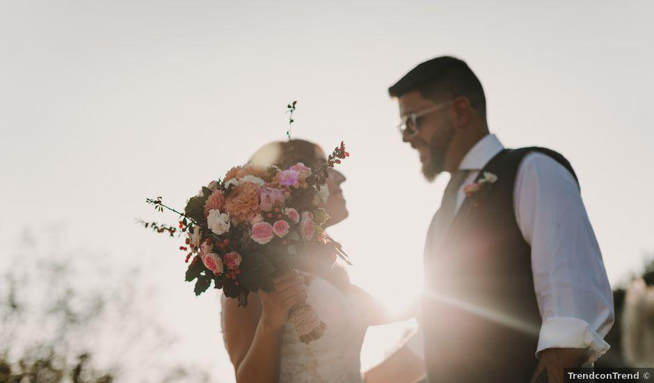 La boda de Rober y Nere en La Torre De Esteban Hambran, Toledo