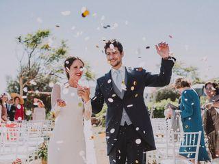 La boda de Elo y Pedro