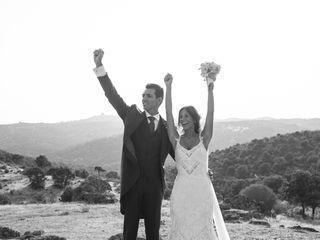 La boda de Silvia y Víctor